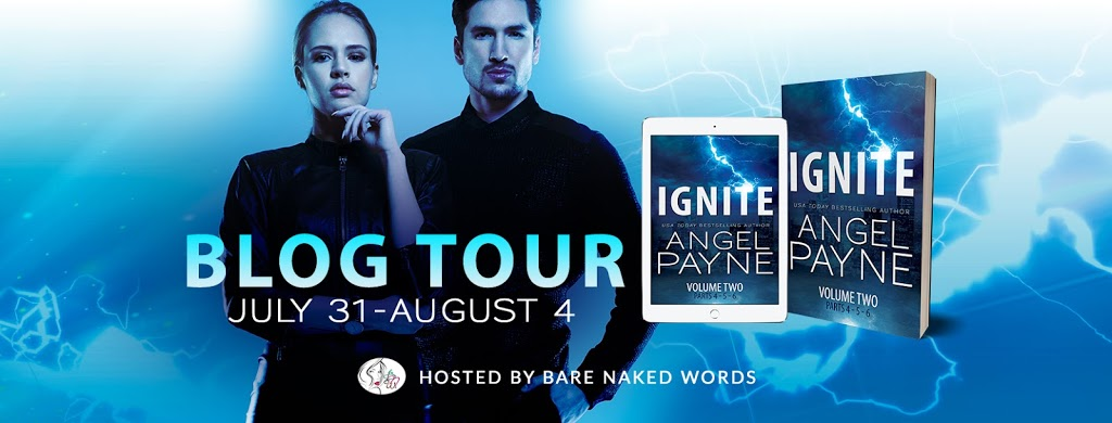 **Release Blitz Tour** Ignite (Bolt Saga Vol 2) by Angel Payne