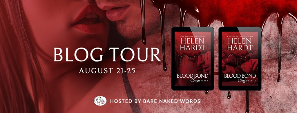 **Release Blitz Blog Tour** Blood Bond #1 & Blood Bond #2 by Helen Hardt