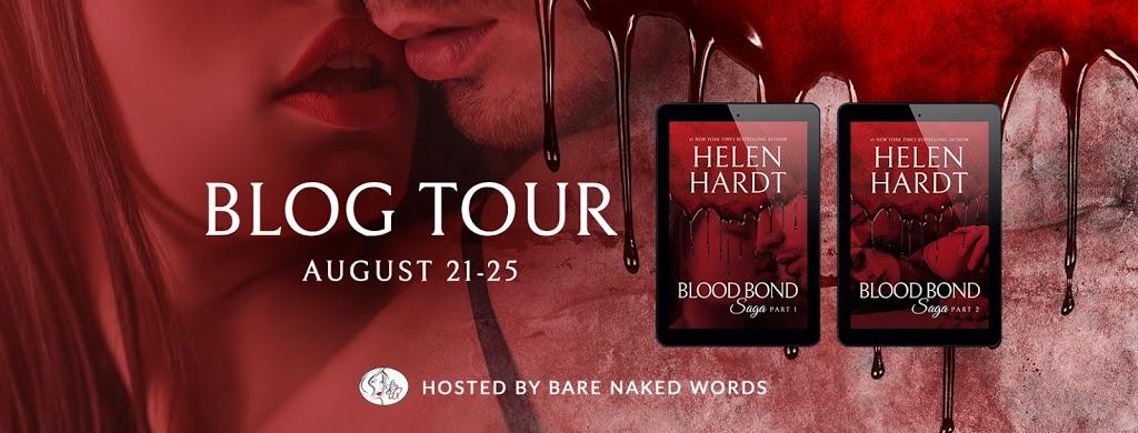 **Release Blitz Blog Tour** Blood Bond #1 & Blood Bond #2 by Helen Hardt