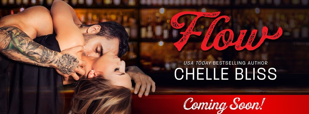 **Cover Reveal** Flow by Chelle Bliss