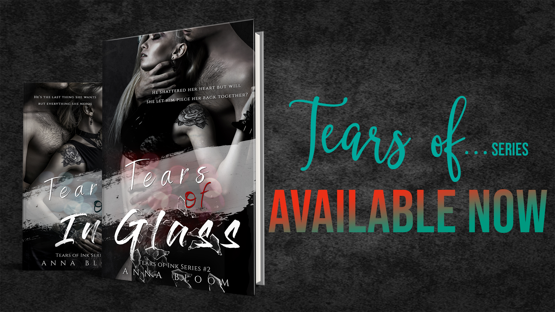 ***Release Blitz Tour*** Tears of Glass (Tears of Ink Series 2) by Anna Bloom