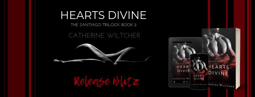 **Blog Tour** Hearts Divine by Catherine Wiltcher